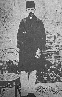 میرزا علیاکبر خان قزوینی (دهخدا)
