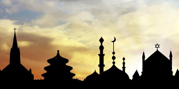 خاورمیانه خواستگاه بسیاری از ادیان پرجمعیت جهان بوده است.