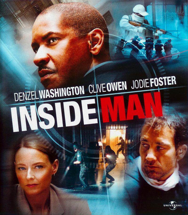 نفوذی 2006 (Inside Man)