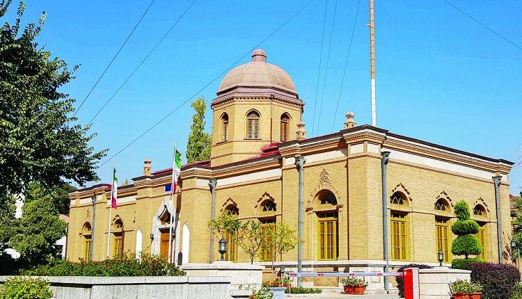 عمارت کلاهفرنگی بیسیم، نخستین ایستگاه رادیویی ایران