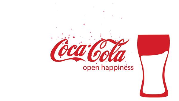 یکی از پیامهای مشهور برند کوکاکولا
