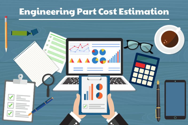 محاسبه هزینه ساخت قطعات و مواد مصرفی مبحث بسیار مهمی در طراحی مهندسی است.