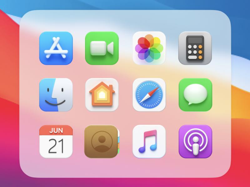 افشای رابط کاربر جدید iOS 15