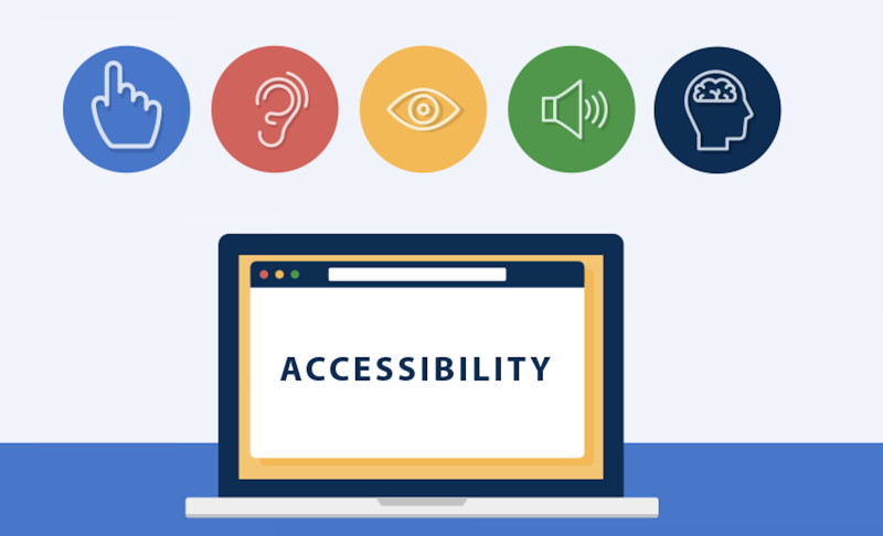Accessibility ایجاد امکان بهرهبرداری حداکثری از امکانات محصول یا خدمات شما برای کابرانتان با طیف وسیعی از نیازمندیها من جمله معلولیتهای گوناگون است.