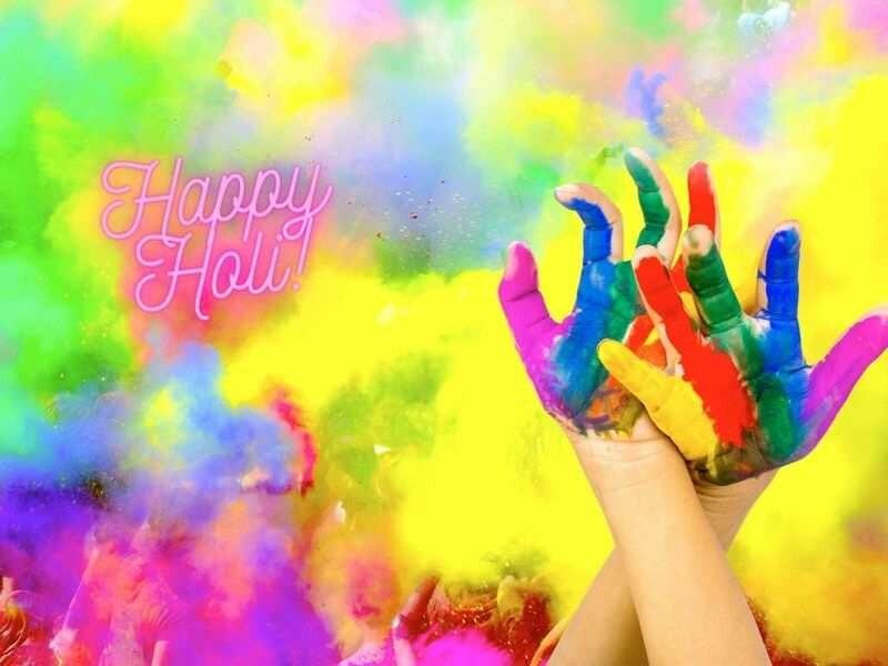 هولی یکی از مهمترین جشنواره های هندوستان است