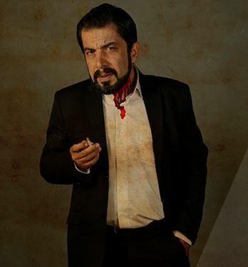 تصویر عباس جمشیدی فر در سریال زخم کاری