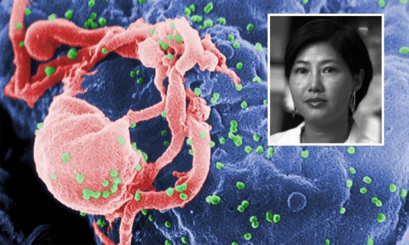 دکتر فلوسی وانگ استال ویروس شناس چینی-آمریکایی و زیست شناس مولکولی (1946-2020)