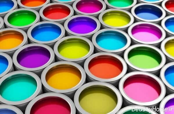 خرید رنگ ساختمانی