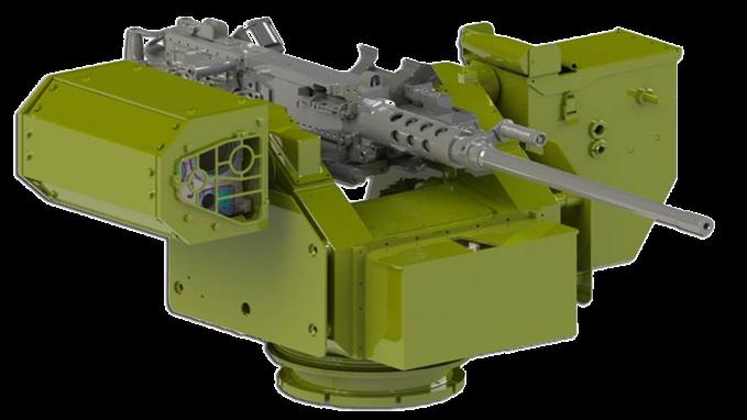 RWS تولیدی شرکت اسرائیلی البیت سیستمز