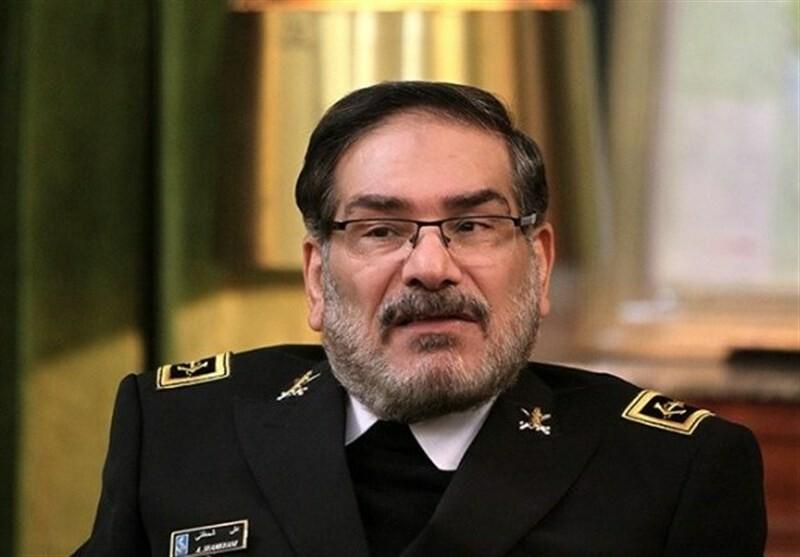 دریابان علی شمخانی، دبیر شورای عالی امنیت ملی