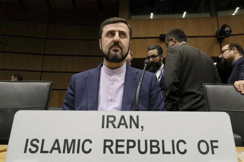 کاظم غریبآبادی، سفیر و نماینده دائم جمهوری اسلامی ایران نزد سازمانهای بینالمللی